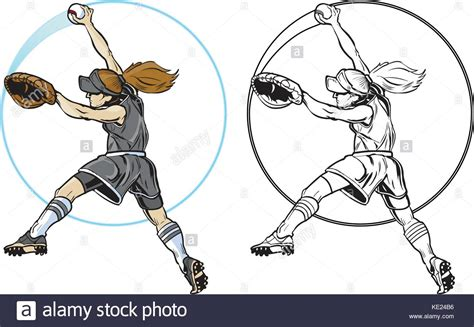 Fastpitch Stock Photos & Fastpitch Stock Images