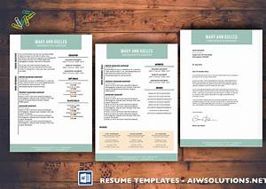 Microsoft Word Cover Letter Templates Professional Resume Template Cv Template Extra Page