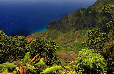 Kalalau Valley, Kauai, Hawaii (4) • Design. / Visual