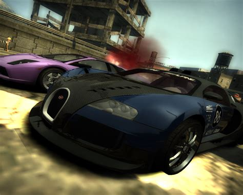 Need For Speed Most Wanted Bugatti Veyron (fully Tunable