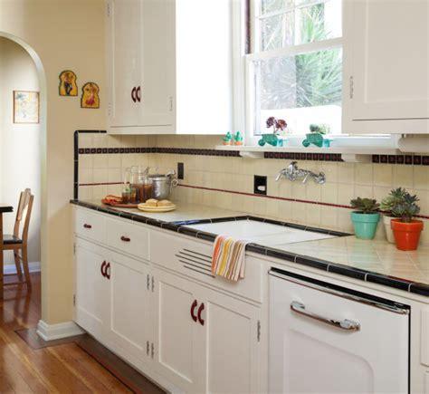 1920s kitchen design back splash progression arts crafts homes and the revival 1019