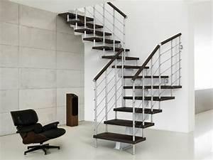 Escalier Sweet Home 3d : escalier en acier pour un int rieur moderne ~ Premium-room.com Idées de Décoration