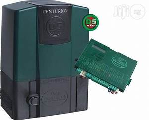 Installation Of Centurion Remote Control Gate Motors With