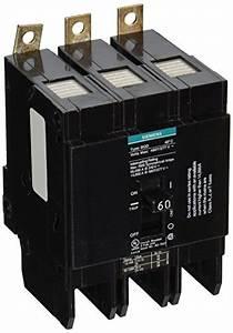 Siemens Bqd360 60 277v Ac 14kaic Bolt