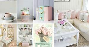 Pastel Pink Colored Decor Ideas for a Peaceful Mind