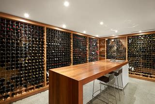 wallpaper in kitchen cabinets wine cellar contemporary wine cellar melbourne by 6975