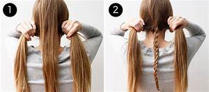 Simple Braided Hairstyles Step By HairStyles