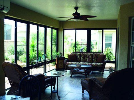 A Florida Room by Florida Room Sunroom Additions Products White