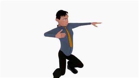 Dance Man Dance Animation Test YouTube