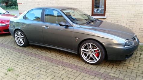 1999 Alfa Romeo 156 Photos, Informations, Articles