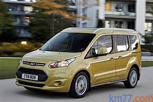Fotos Exteriores - Ford Tourneo Connect  2014