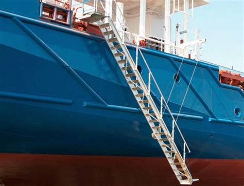 Ship Gangway by Real Life Accident Ship S Master Dies After Falling From