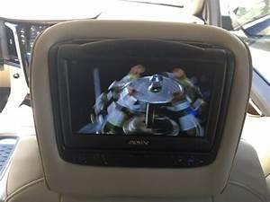 Advent Dvd Headrest System