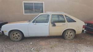 1982 Chevrolet Chevette Diesel Manual 5 Speed 4fb1 Chevy