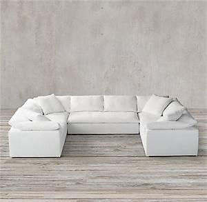 cloud track arm sectionals restoration hardware st With restoration hardware cloud sectional sofa
