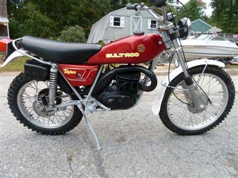 Buy 1978 Bultaco 350 Alpina On 2040-motos