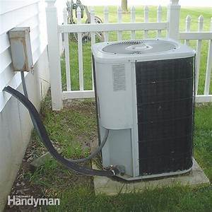 Fix A Sinking Air Conditioner Pad