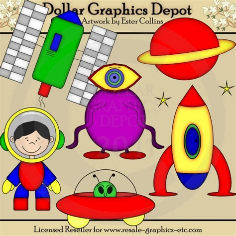 outer space clipart outer space clip dollar graphics depot quality
