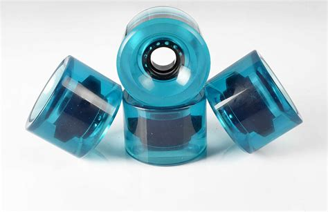 light up skateboard wheels light up longboard wheels polyurethane skateboard wheels