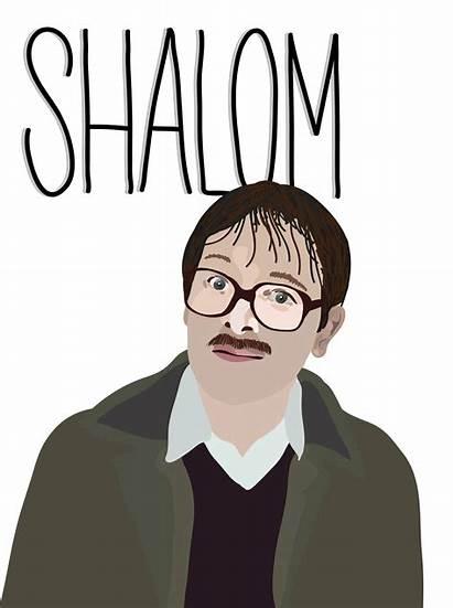 Friday Dinner Night Jim Shalom Jackie Dinners