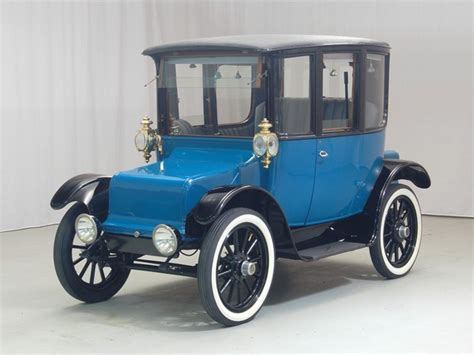 Electric Automobiles For Sale by Ebay 1919 Rauch Lang Vintage Electric Car