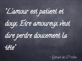 Belle Citation De Film D'amour