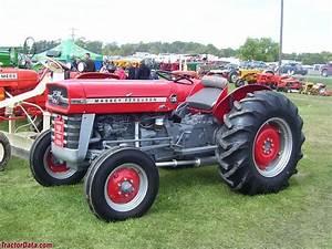 Massey Ferguson Mf135 And M148 Tractor Factory Workshop