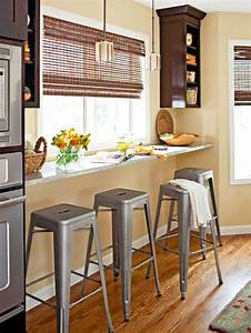 30, Remarkable, Breakfast, Bar, Ideas, For, Small, Kitchens