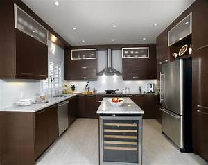 wenge stainless kitchen With photo cuisine en bois
