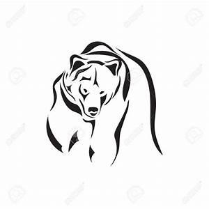 bear outline tattoos - Google Search | Tattoos ...