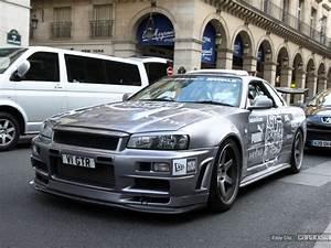 Nissan Gtr Prix Occasion : skyline r34 vendre ~ Gottalentnigeria.com Avis de Voitures