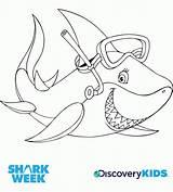 Shark Coloring Sharks Sharkboy Snorkel Lavagirl Discovery Hammerhead Drawing Colouring Week Sharknado Sheet Swimming Printable Activity Snorkels Template Activities Getdrawings sketch template