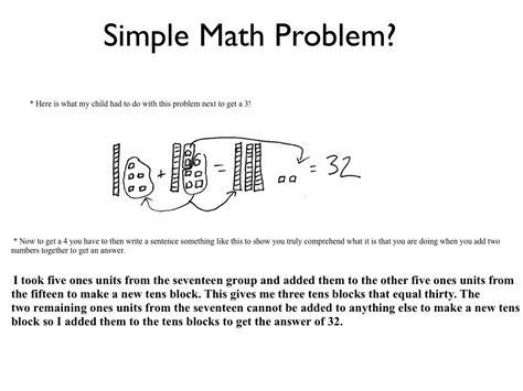 Common Core Performance Level Descriptors In A Simple Math Problem  Hoosiers Against Common Core