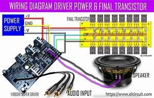 Super Power Amplifier Yiroshi Audio