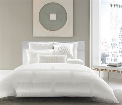 hotel collection frame white bedding collection
