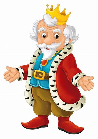 King Cartoon Clipart Drawing Cole Song Wenceslas