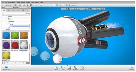 Luxion Keyshot Pro 6172 Crack + Keygen Full Version Free