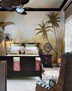 46 best images about murals on pinterest cloud ceiling With best brand of paint for kitchen cabinets with palm tree canvas wall art