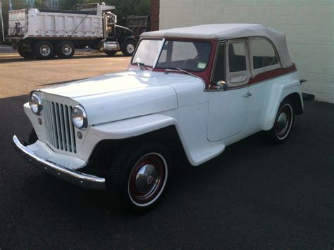 jeep jeepster for sale 1948 jeep willys jeepster for sale