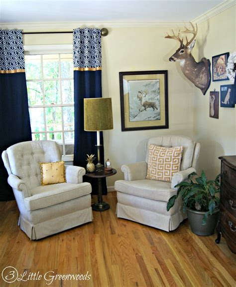 southern gentlemans home office home office