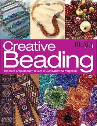 creative beading  bead button magazine