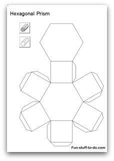 printable shapes printable shapes geometric box
