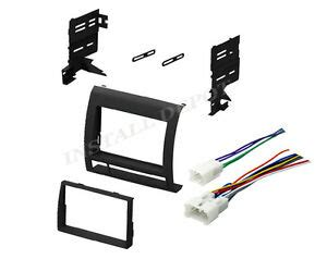 2005 Toyotum Tacoma Wiring Harnes by 2005 2011 Toyota Tacoma Din Dash Kit Wiring