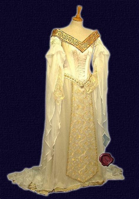 abito celtico femminile
