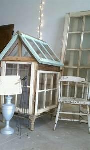 Haus Im Gewächshaus Bauen : aus alten holzfenstern ein gew chshaus bauen diy sommer im garten pinterest garten ~ Indierocktalk.com Haus und Dekorationen