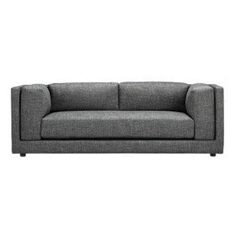Flex Gravel Sleeper Sofa by 2019 Cb2 Piazza Sofas Sofa Ideas