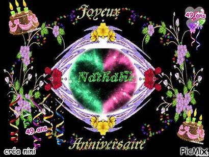 Anniversaire Nathalie Ans Joyeux Picmix