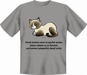 Coole witzige lustige spruche fun t shirt zum thema hunde for Coole t shirt sprüche