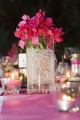 perle d eau decoration florale perles d eau d 233 coration florale fleurs orchid 233 es mariage d 233 co fleurs