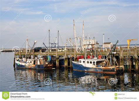 Fishing Boat Docks by Fishing Boats At The Dock Stock Image Image 20947101